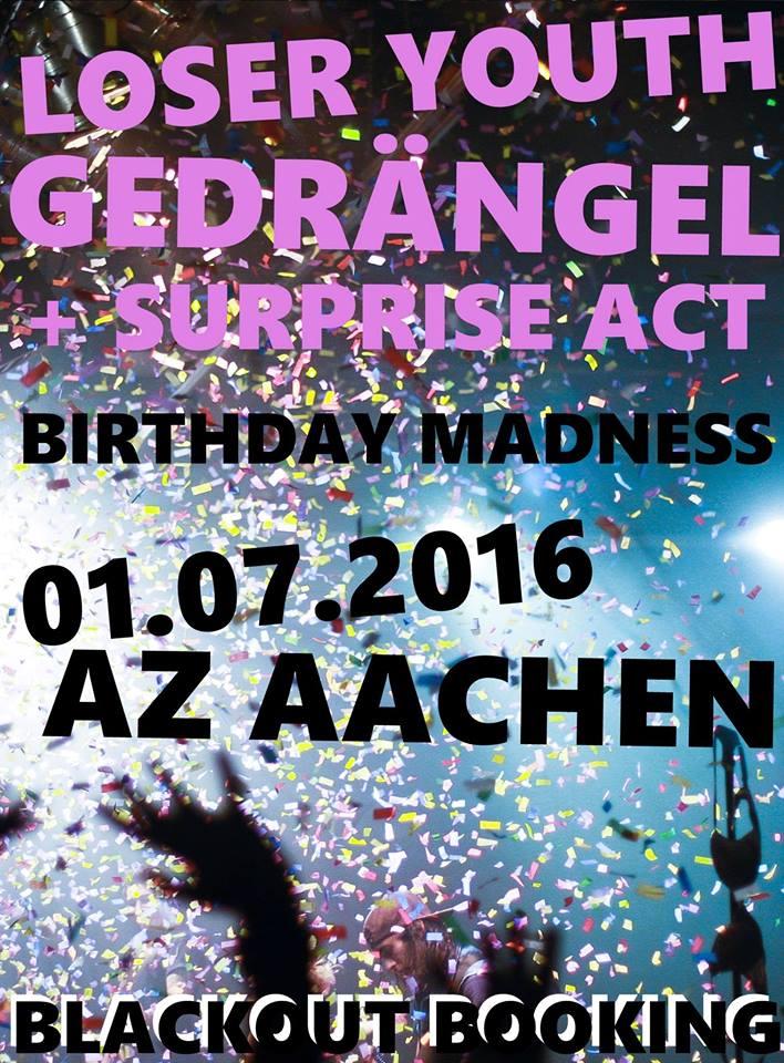 01.07.2016 AZ Aachen (Flyer)