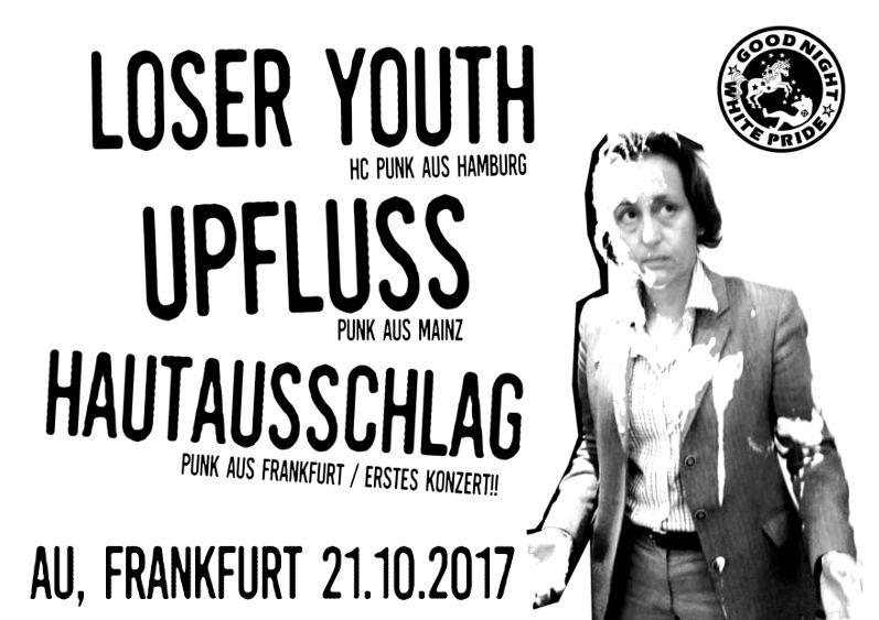 Sa. 21.10. Au, Frankfurt<br />